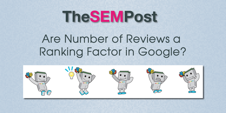 google reviews ranking
