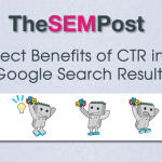 indrect ctr google search