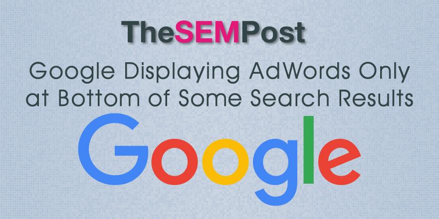 adwords only bottom4