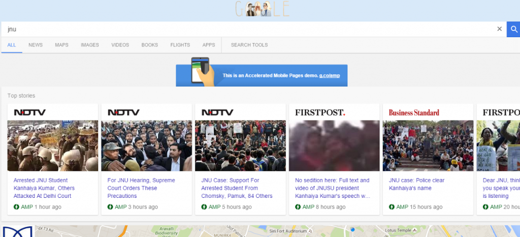 amp-ndtv-demo
