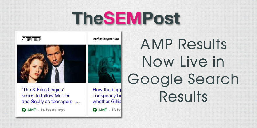 amp results live