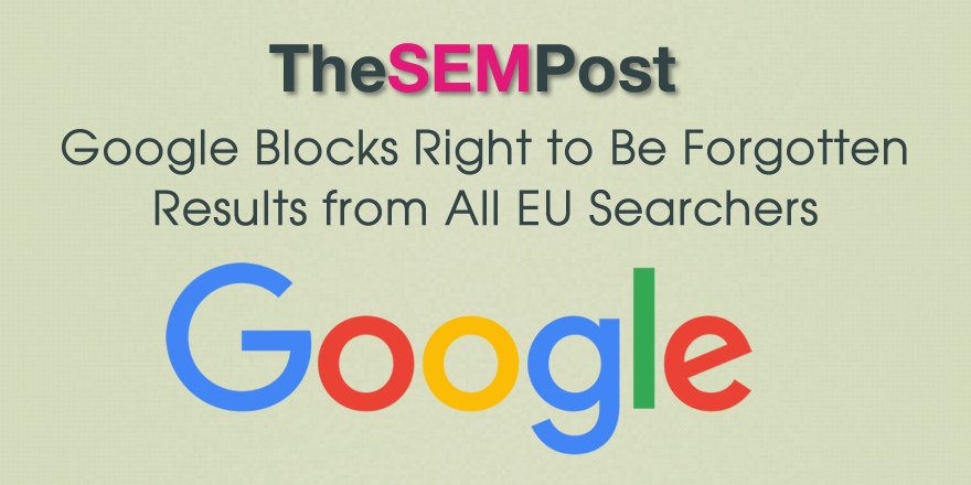 block right to be forgotten