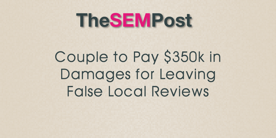 false local reviews lawsuit