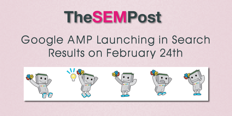 google amp launch