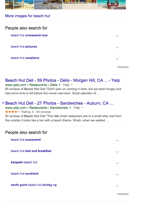people also search double
