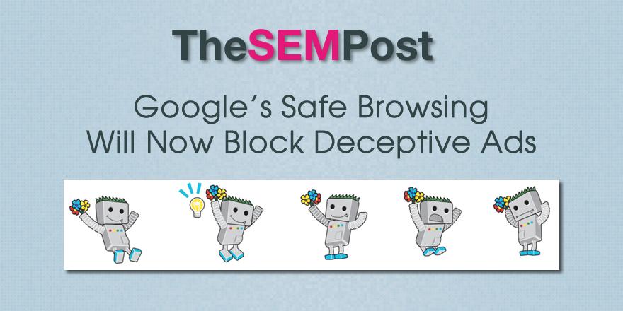 safe browsing ads