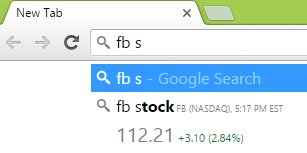 stocks autocomplete 2