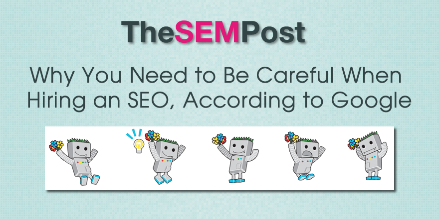why careful seo