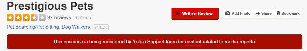 yelp lawsuit disparagement 2