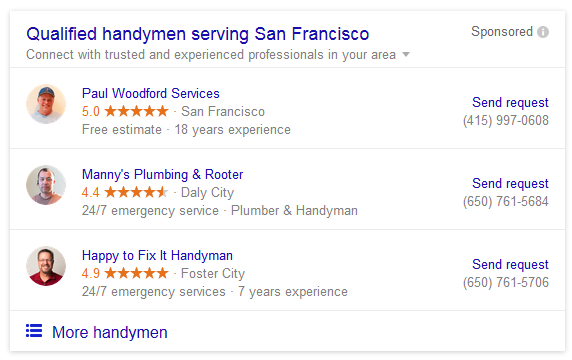 adwords home service ads request3