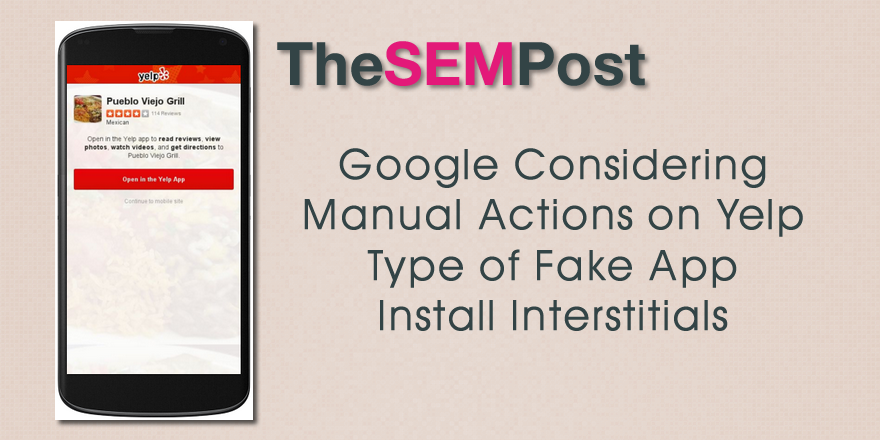 app interstitial manual action