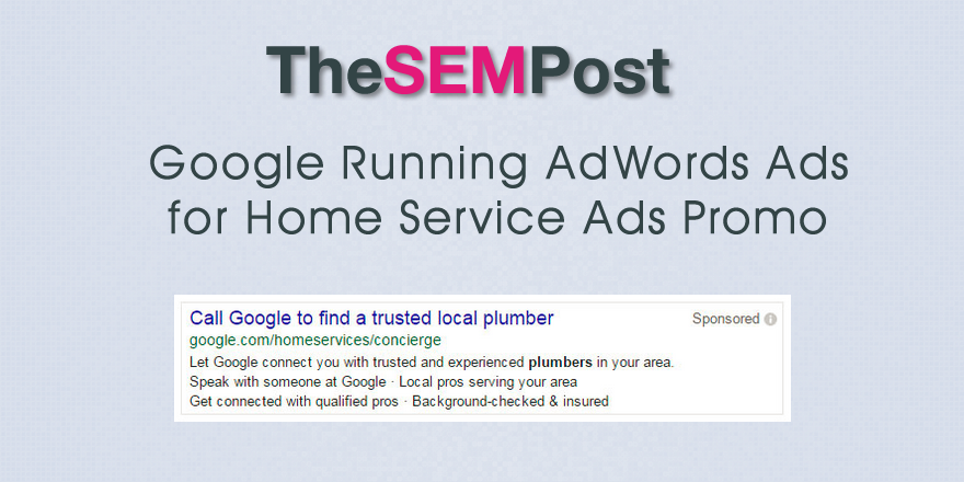 google concierge ads