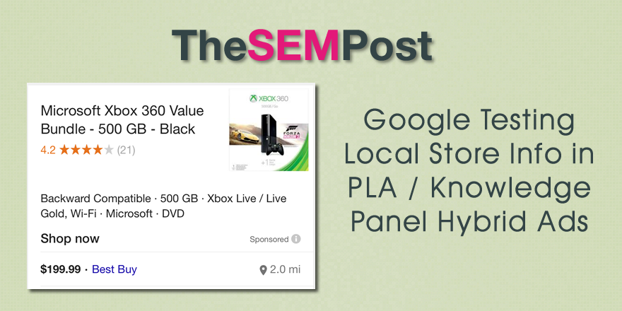 google local pla kp