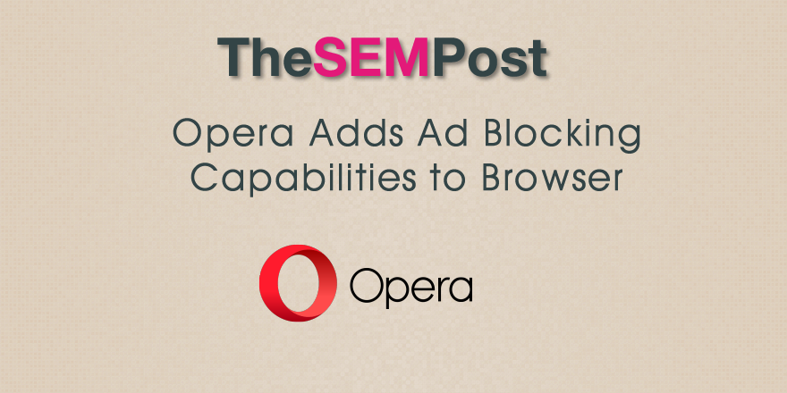 opera ad blocking browser