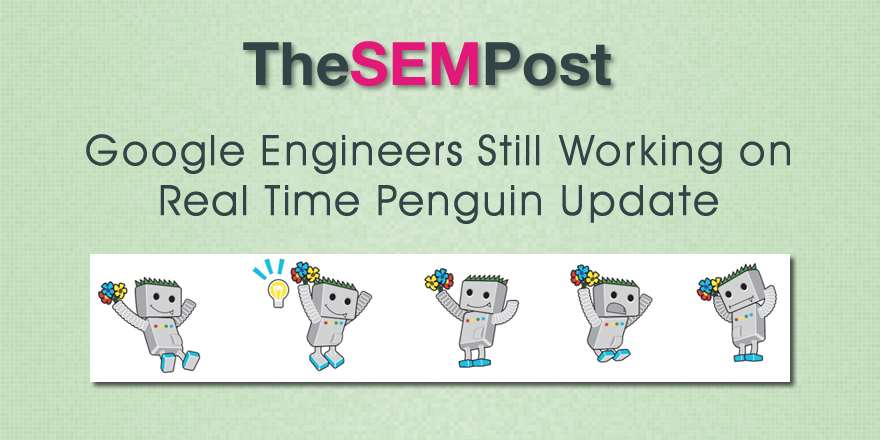 real time penguin working