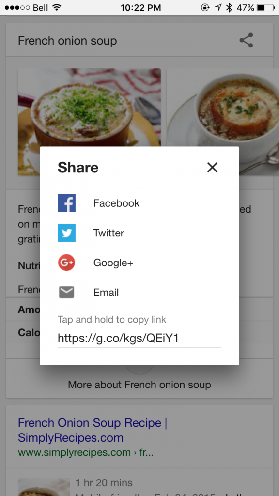 recipe share feature2