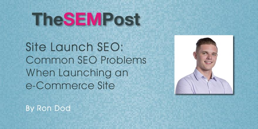site launch seo