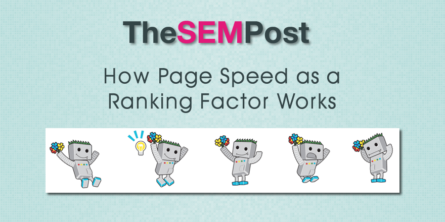 pagespeed ranking