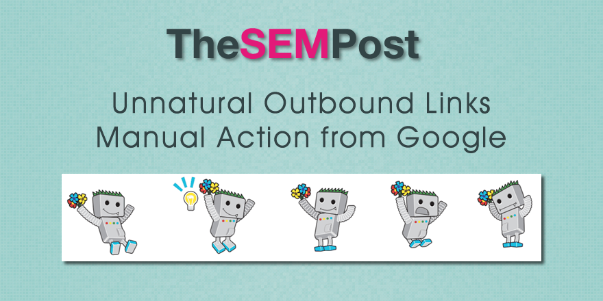 unnatural outbound links header