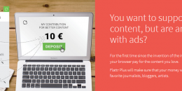 AdBlock Plus Releasing New Micropayment for Content Product Flattr Plus