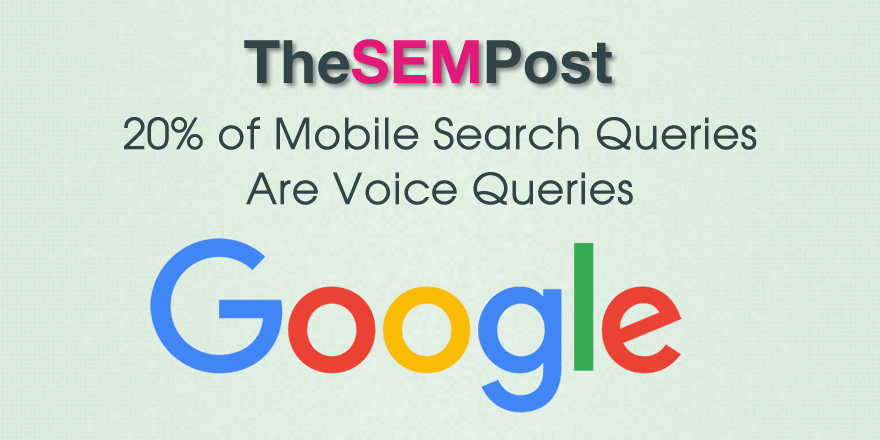 google voice queries