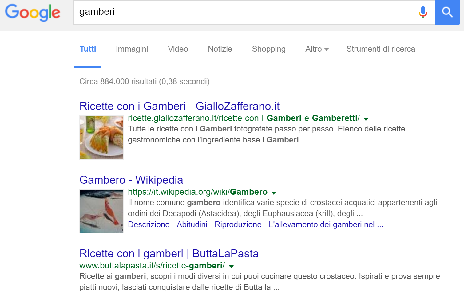 google wikipedia rich snippets 1