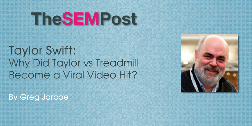 greg taylor vs treadmill