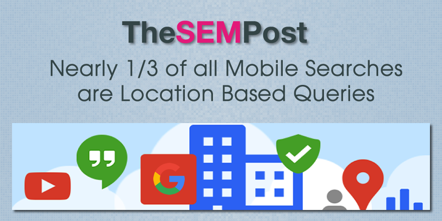 local mobile search one third