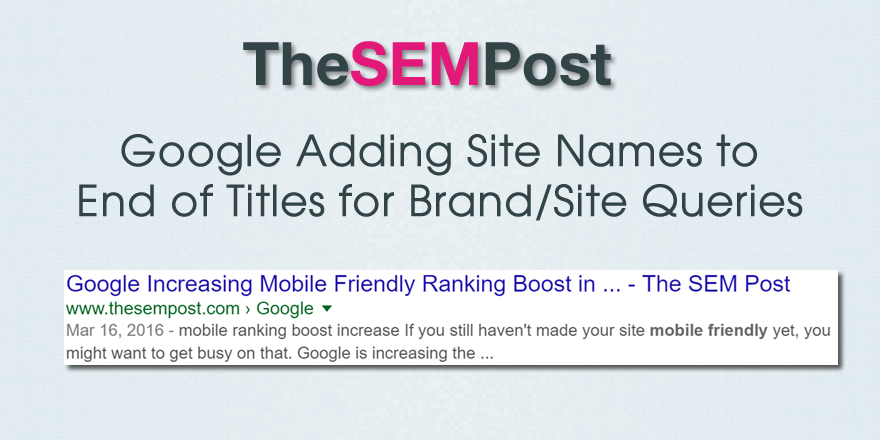 site names title serps