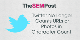Twitter No Longer Counts URLs or Photos in Character Count