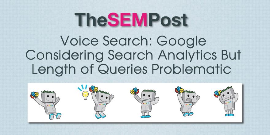 voice search analytics