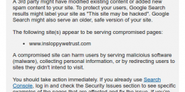 Google Analytics Expands Hacked Site Alerts for Webmasters