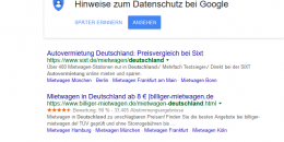 Google Testing Larger URLs in Search Results