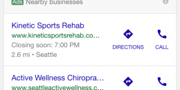 Google Launches New Local Ads-Pack for Local Businesses, Above 3-Pack