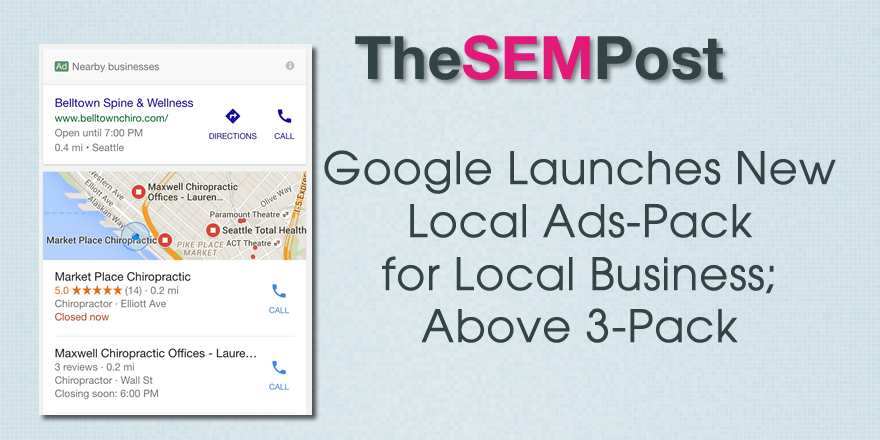 google local ads pack