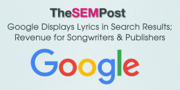 Google Displays Lyrics in Search Results; Songwriters & Publishers Earn Revenue
