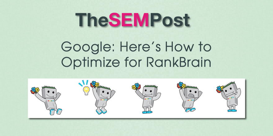 optimize google rankbrain