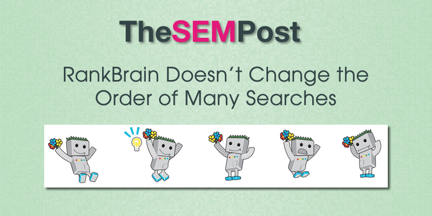 rankbrain order search results