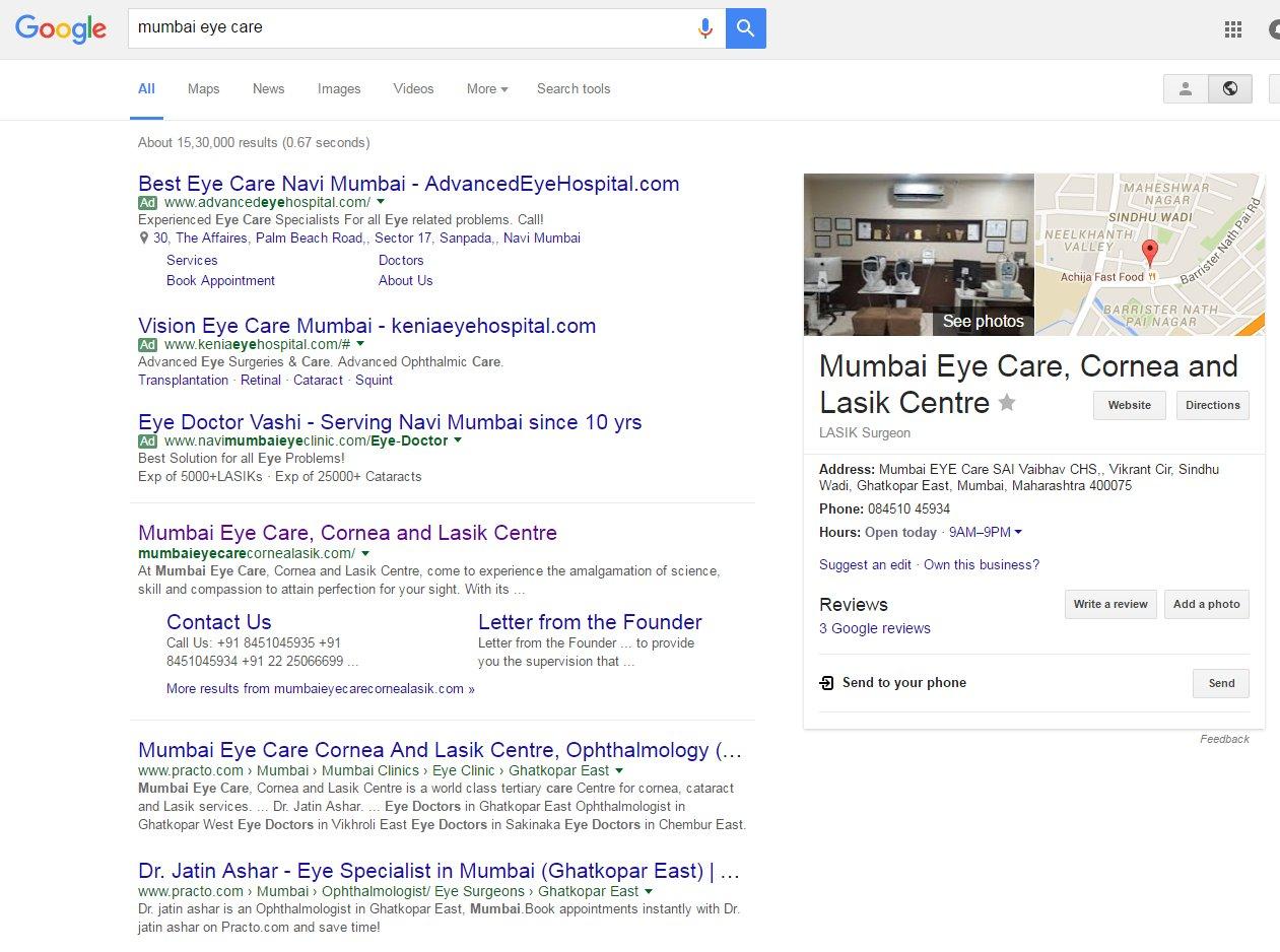 google larger headlines 1