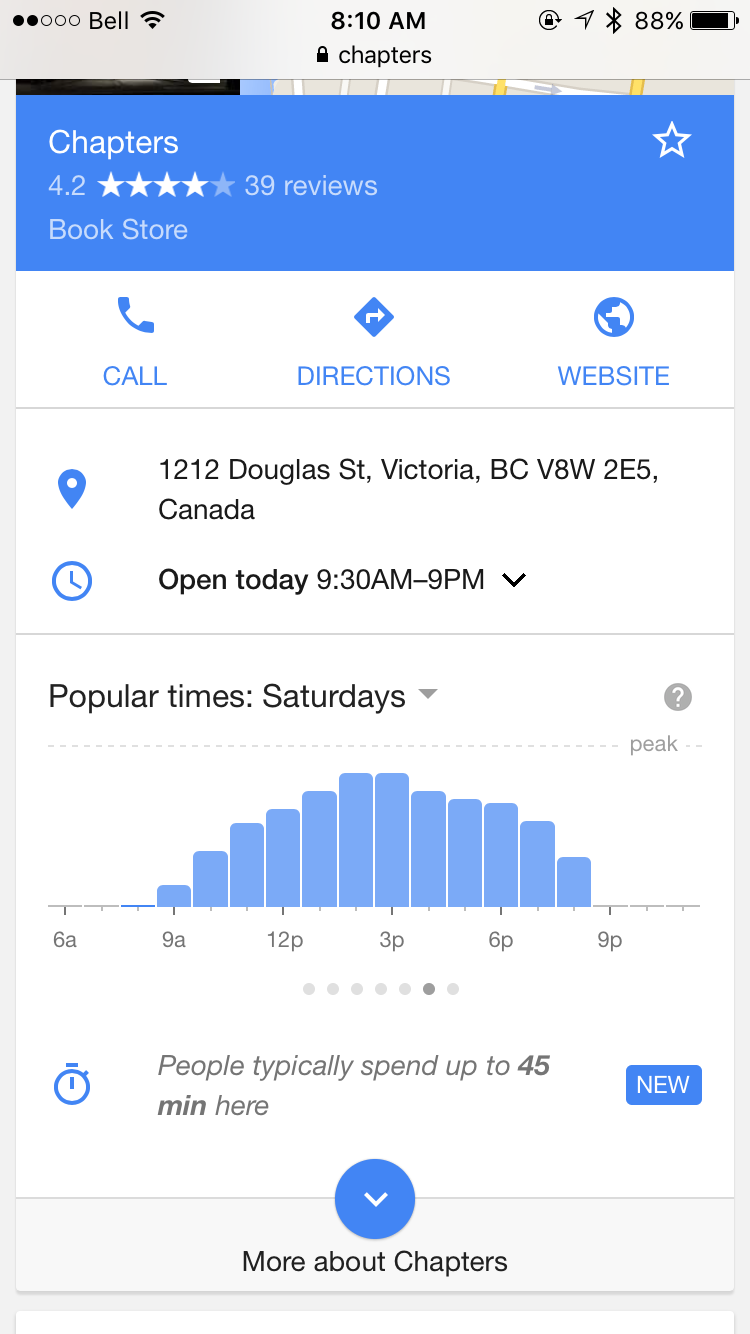 google local spend time 1