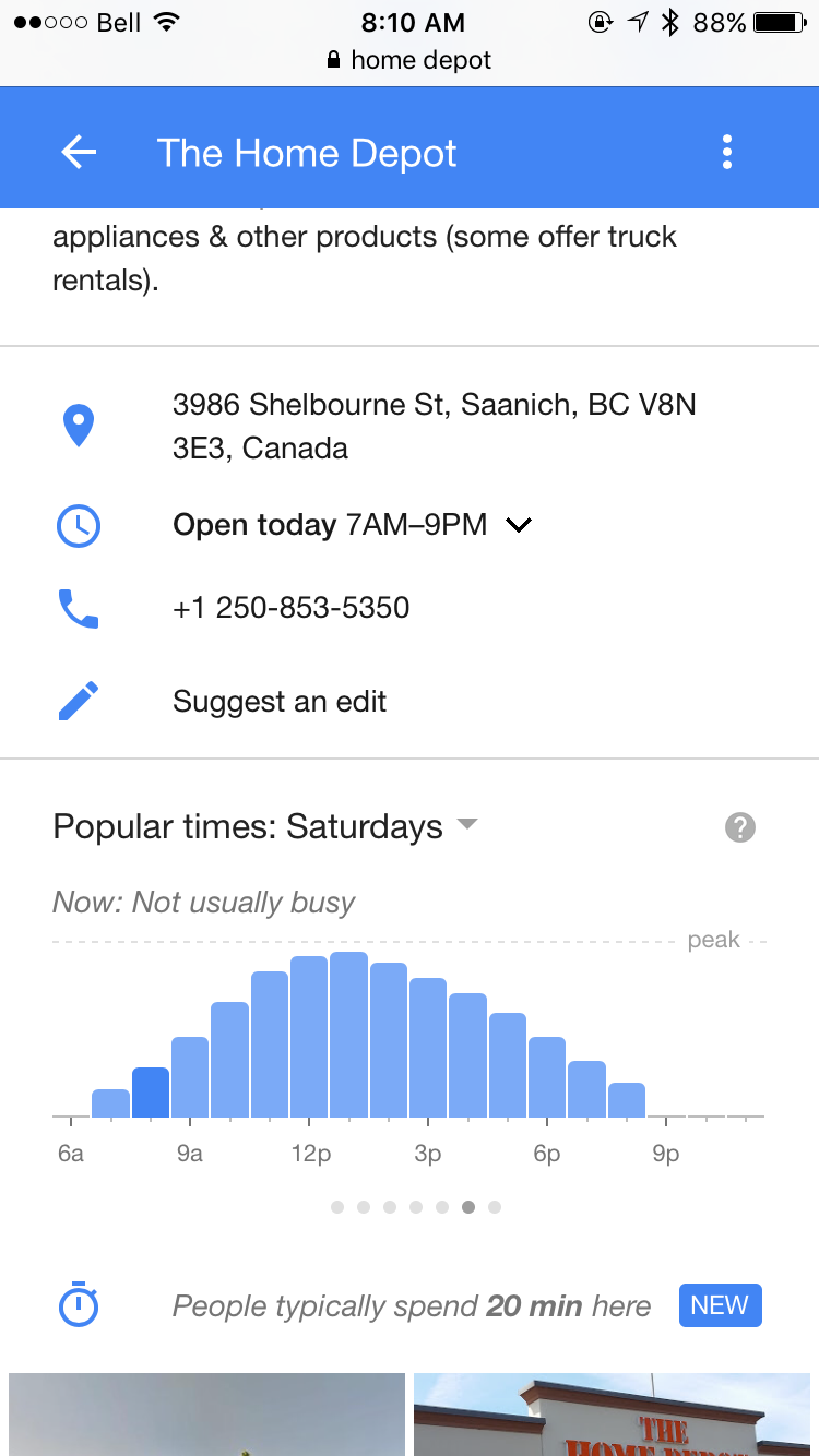 google local spend time 3