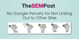 No Google Penalty for Not Linking Out to Other Sites