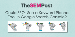 Could SEOs See Keyword Planner Tool in Google Search Console?