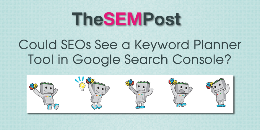 google search console keyword planner
