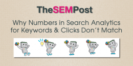 Why Numbers in Google Search Analytics for Keywords & Clicks Don't Match