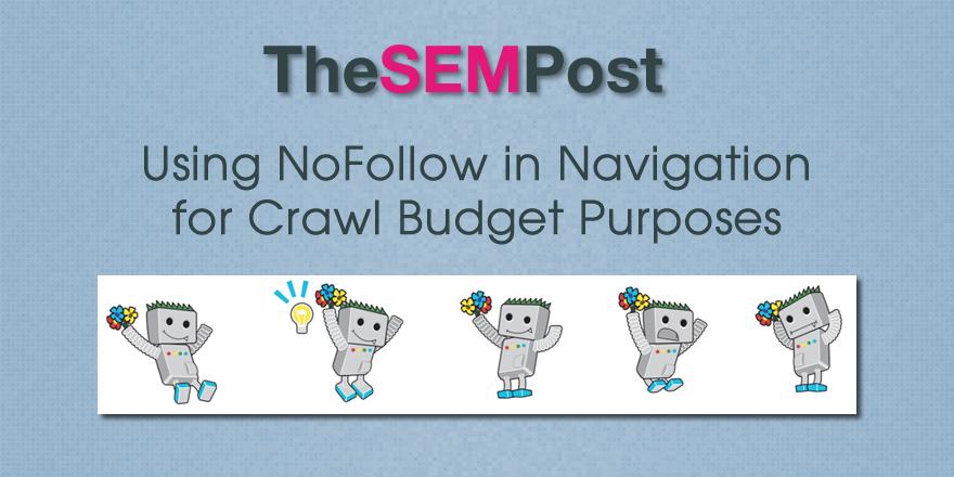 nofollow navigation