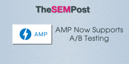 AMP Now Supports A/B Testing