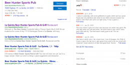 Bing Adds Judy's Book Reviews & Zomato to Local Business Search Results