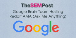 Google Brain Team Hosting Reddit AMA (Ask Me Anything)