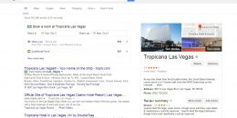 Google Testing Individual Hotel Booking Block at Top of Search Results